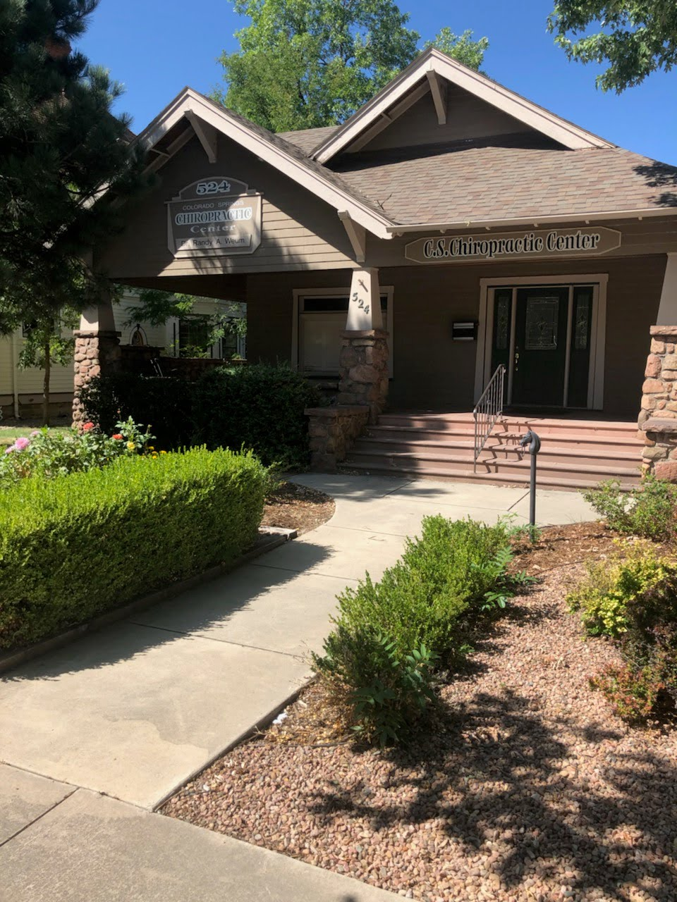 Colorado Springs Chiropractic Center